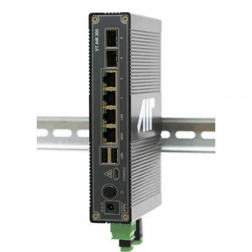 VT AIR 300 SHDSL VDSL LTE Industrial Router Hutschiene Power
